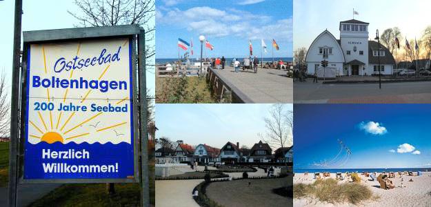 200 Jahre Ostseebad Boltenhagen